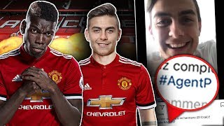 Video Has Paul Pogba Confirmed Paulo Dybala's Transfer To Manchester United?! | Sunday Vibes MP3, 3GP, MP4, WEBM, AVI, FLV Januari 2019