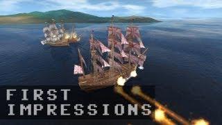 Uncharted Waters Online videosu