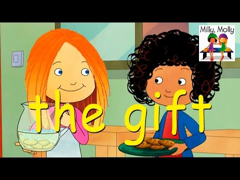 Milly Molly | The Gift | S2E1