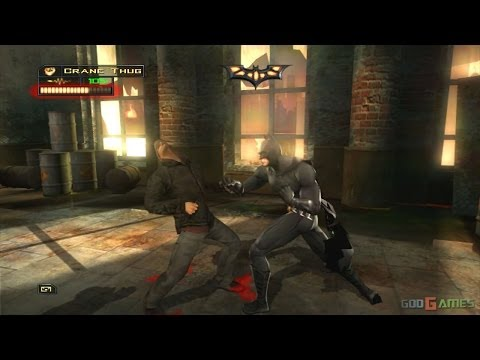 batman begins xbox part 13