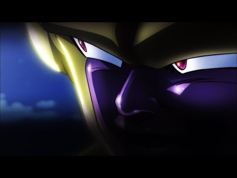DBZ Dokkan Battle Angel Golden Frieza Summons.shaft (видео)