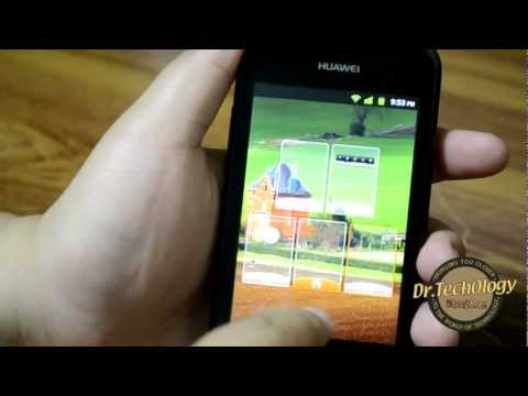 Huawei Ascend Y200 - Indepth Review (Part 1) - Features, Options & Settings