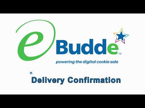 eBudde Microburst Training: Troop Delivery Confirmation