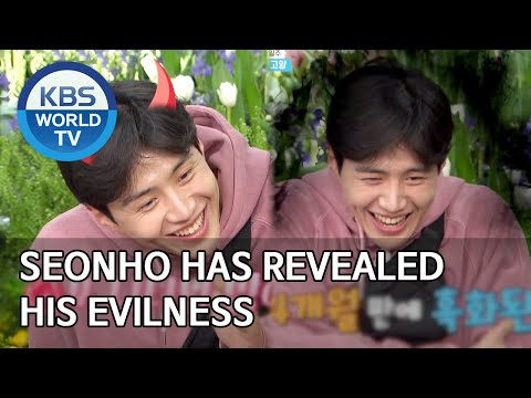 Seonho has revealed his evilness [2 Days & 1 Night Season 4/ENG/2020.04.05]
