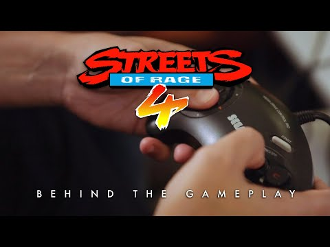 Streets of Rage 4 - Behind The Gameplay de Streets of Rage 4