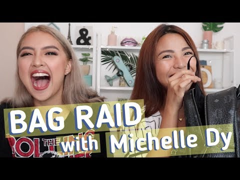 WHAT'S INSIDE MICHELLE DY'S BAG | Rei Germar
