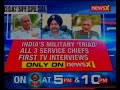 Republic Day special: Air force Chief Birender Singh Dhanoa in an exclusive conversation on NewsX - Video