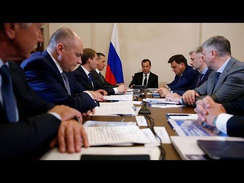 Ρωσία: Αντιδράσεις στην πιθανή επιβολή νέων αμερικανικών κυρώσεων…