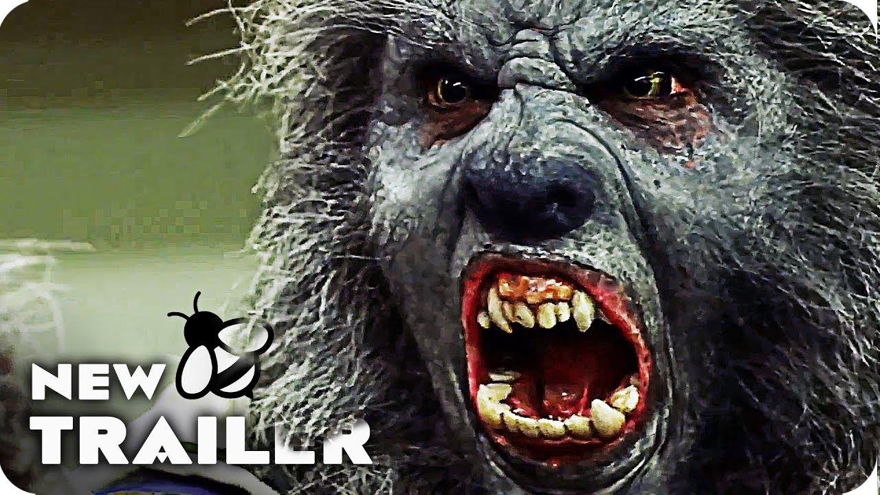WOLFCOP 2 Trailer ANOTHER WOLFCOP (2017) Werwolf Horror Comedy Movie