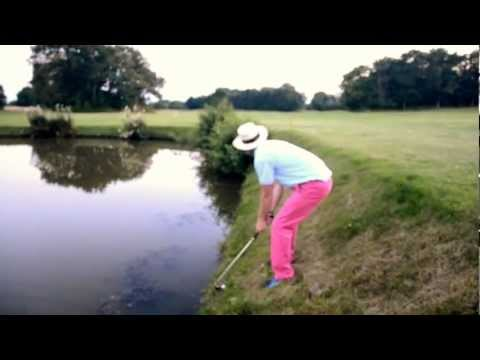 This is Why You Don't Attempt Drunken Golf Trick Shots