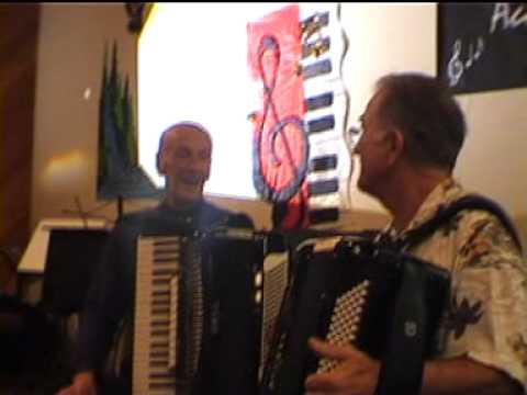 Joe Morelli and Frank Marocco Jam oregon 2004