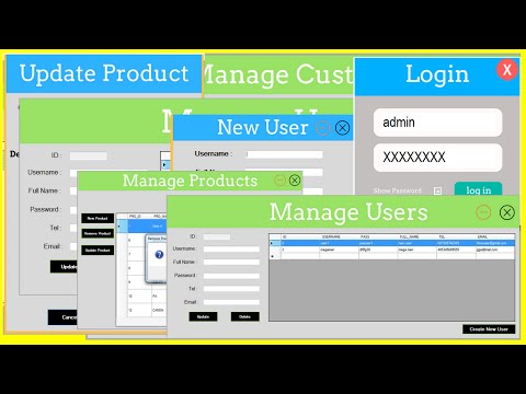 C# Inventory Management System - C# Project With Source Code