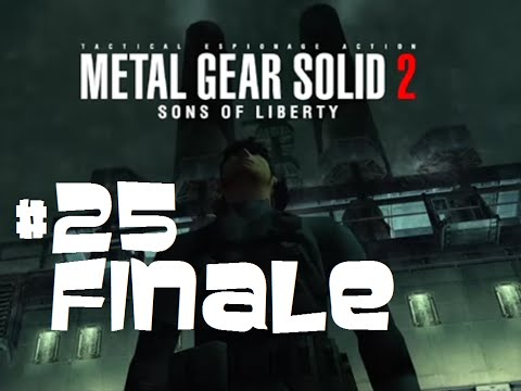 Sons Of Liberty (Finale) Ep. 25 (MGS2)
