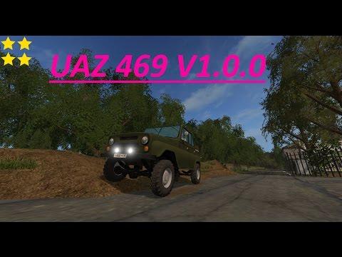 UAZ 469 v1.0.0