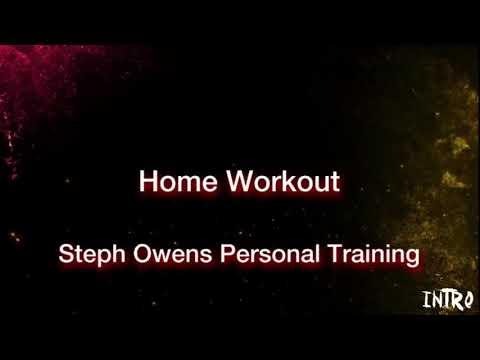 Cardio Fat Burner Home Workout