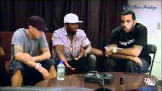 Lloyd Banks Doesn't Want Eminem on HFM2?? - Prank By Eminem & 50 Cent