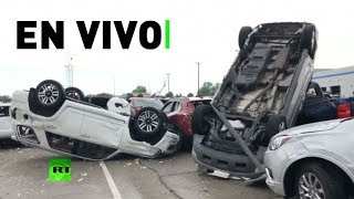 Estados Unidos.: Varios fallecidos por Fuertes Tornados