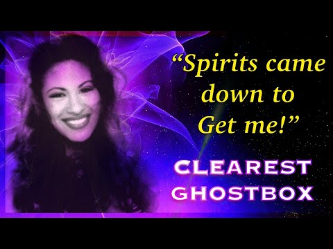 SELENA QUINTANILLA Ghost Box - JAW-DROPPING Clear & Direct Messages! She speaks of YOLANDA Saldívar