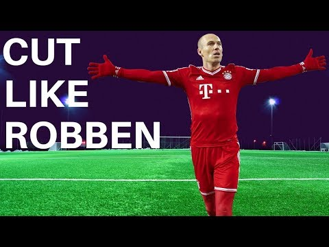 How To Cut In Football Like Robben