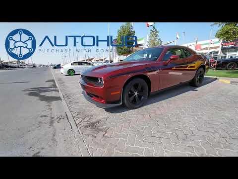 Inspected - Dodge Challenger 2018 I AutoHub