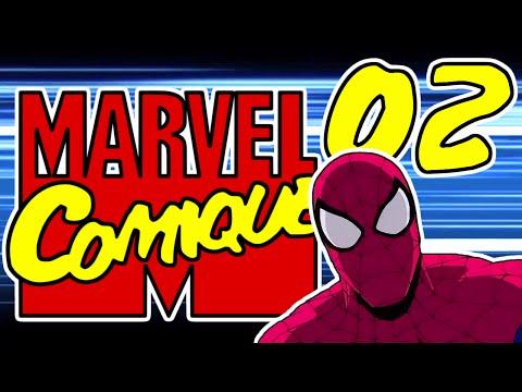 [Parodie] Marvel Comique #2 - Spidey pactise avec le diable (encore)