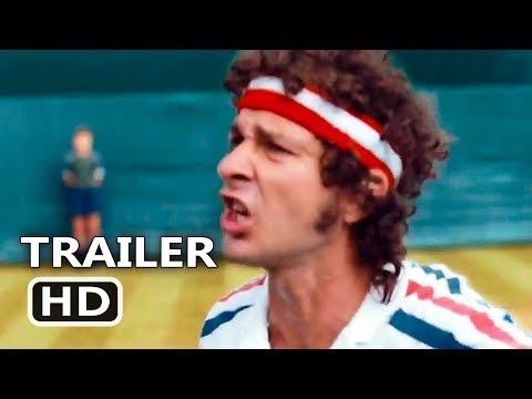 BORG VS. MCENROE Trailer (Shia LaBeouf - 2017)