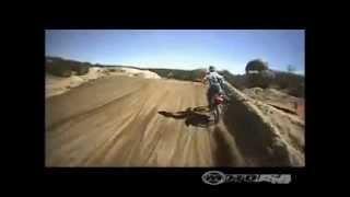 4. Honda CRF450R  - 2008 450 Motocross Shootout