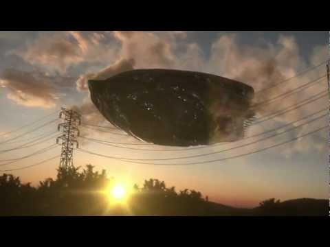 UFO Hoax video exposed!!!!
