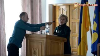 ХVІІ сесія VІІ скликання Сокальської районної ради ч.3