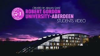 Robert Gordon University   Aberdeen Life  Icrgu Students Video    2014