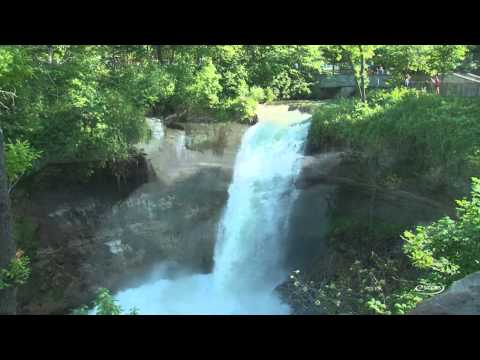 eScapes Network - Minnehaha Falls