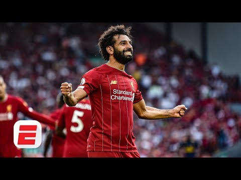 Liverpool were 39superior in every way39 vs. Arsenal - Melissa Reddy  Premier League
