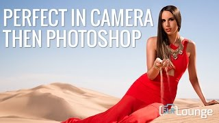 Perfect In Camera, Then Photoshop | Lighting 201