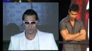 Salman Gives Shahid Cold Shoulder