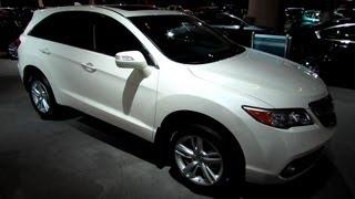 2013 Acura RDX - Exterior And Interior Walkaround - 2013 Montreal Auto Show