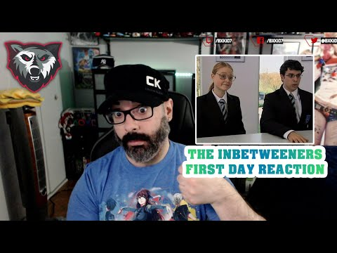 American reacts to The Inbetweeners Season 1 Episode 1 First Day