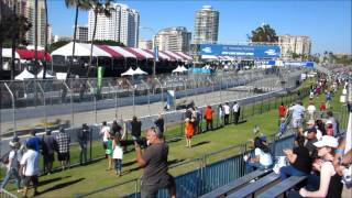 Long Beach Formula E Race
