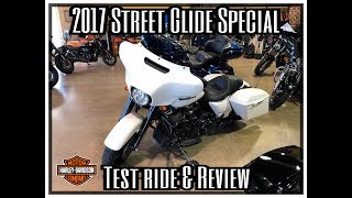 8. 2017 Street Glide Special Test Ride & Review