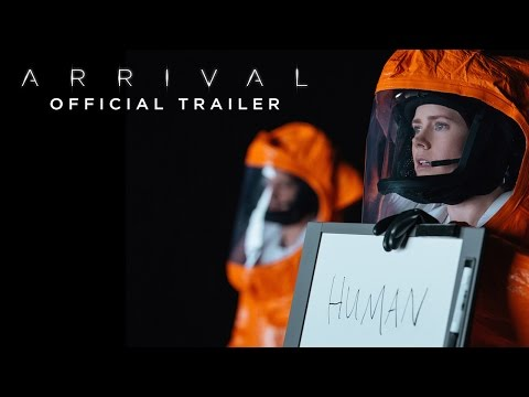 Arrival Official Trailer