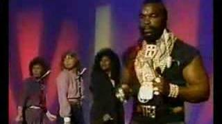 MR. T - TREAT YOUR MAMMA RIGHT