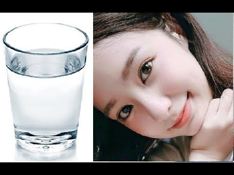 Uống nước theo cách này để LÀN DA luôn tươi trẻ và tốt nhất cho SỨC KHỎE