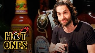 Video Chris D'Elia Turns Into DJ Khaled While Eating Spicy Wings | Hot Ones MP3, 3GP, MP4, WEBM, AVI, FLV Juli 2018