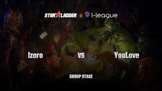 lzoro vs YouLove (优容爱), game 1