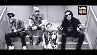 """3BallMTY - Making of GloBALL """"Rock the Movement feat. Far East Movement"""""""