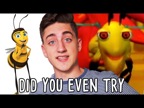 This Bee Movie Knockoff Is Terrifying