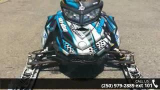 6. 2009 Ski-Doo MX Z Renegade Rotax® 600 H.O. E-TEC  - Bann...