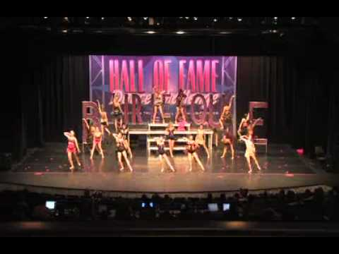 burlesque dance - Senior (Age: 15) • Line • Open Canadian Dance Company DETROIT (WALLED LAKE CENTRAL), MI REGIONALS 2011.