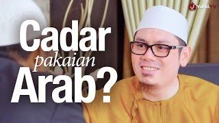 Video Bincang Santai: Benarkah Cadar, Pakaian Arab? - Ustadz Ahmad Zainuddin, Lc. MP3, 3GP, MP4, WEBM, AVI, FLV September 2018