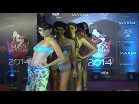 Kamasutra Bikni Fashion Show 2014 With Celebraties