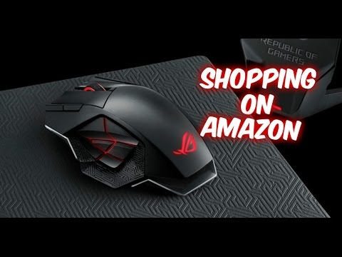 ASUS Gaming Mouse    Shopping on amazon